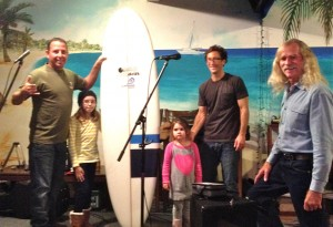 2013 Surfrider Foundation Coastal Bend Chapter Raffle Winner